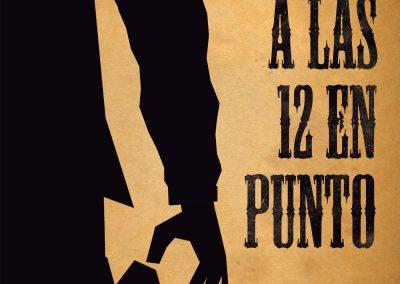 DUELO A LAS 12 EN PUNTO