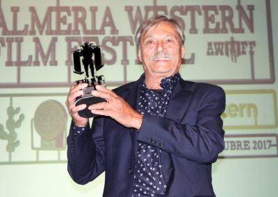 Alberto Dell Acqua Premio Desierto de Tabernas AWFF