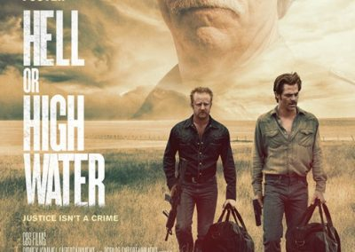 Hell or high water_Poster