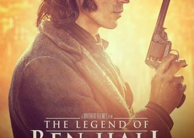 Legend of Ben Hall, The_Poster