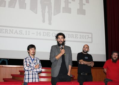 Presentación Mimosas AWFF