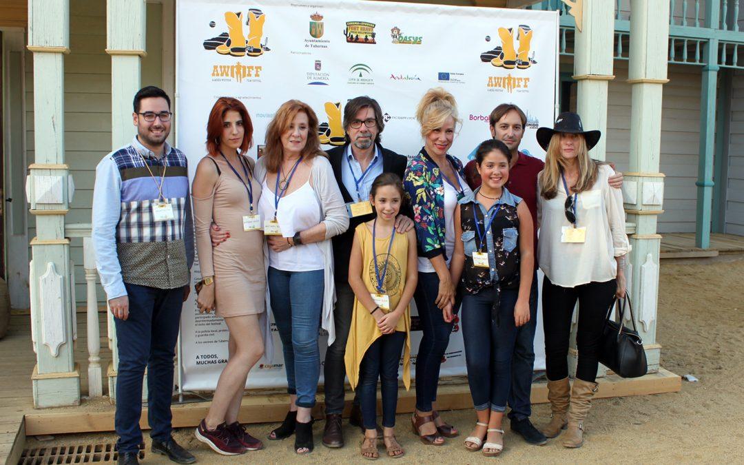 'Leone in memoriam' para Fernando Sancho, el 'bandido' del cine español