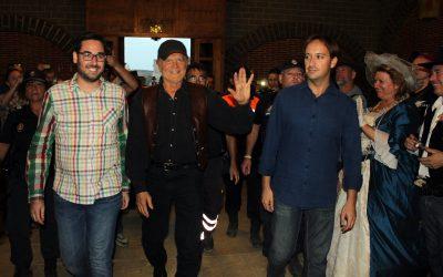 """Terence Hill: """"Almería la llevo en el corazón"""""""