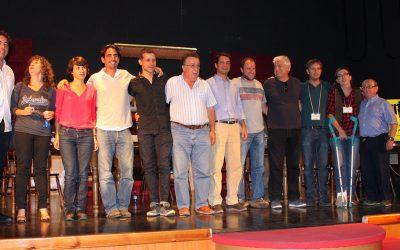El paisaje almeriense, las empresas de servicios y la formación audiovisual, a debate en el I Encuentro de Cineastas Almerienses