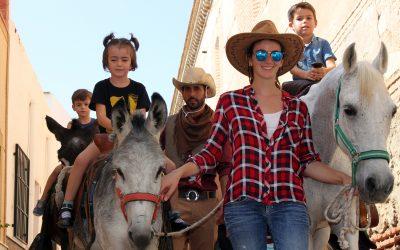 Las actividades paralelas de AWFF atraen a cientos de visitantes a Tabernas