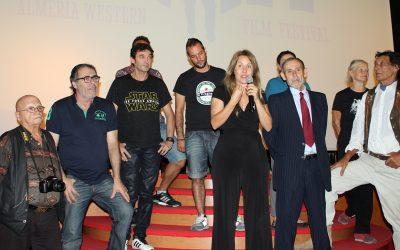 AWFF acoge el estreno de 'Twice Upon a Time in the West', una película rodada en Tabernas