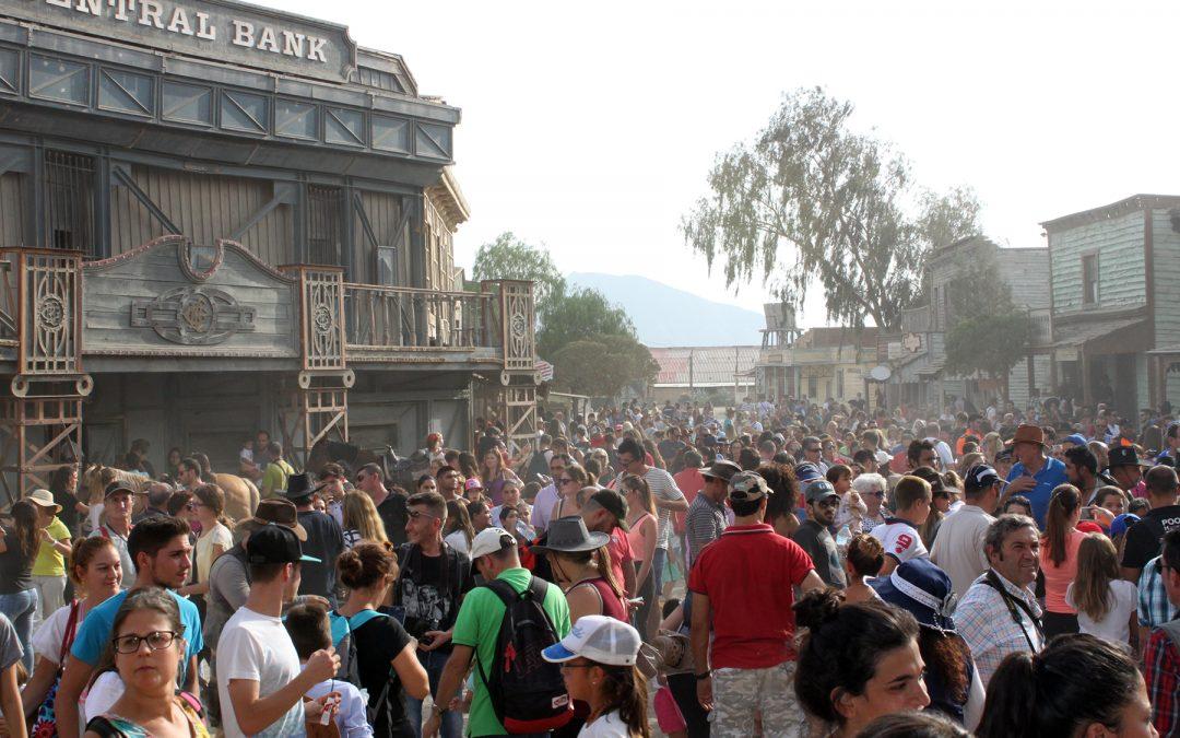 Almería Western Film Festival se consolida alcanzado más de 6.500 visitantes