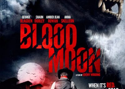 BLOOD MON - JEREMY WOODING