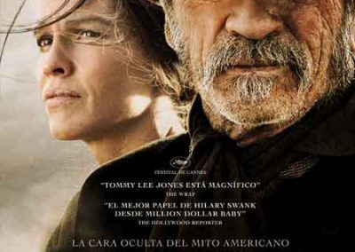 DEUDA DE HONOR - TOMMY LEE JONES