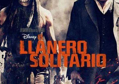 EL LLANERO SOLITARIO - GORE VERBINSKI