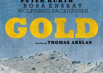 GOLD - THOMAS ARSLAN