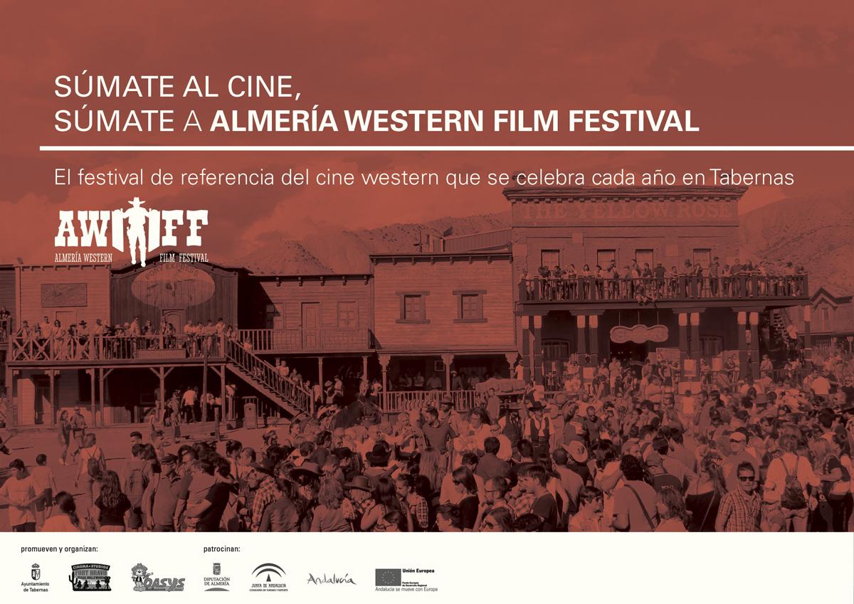 Patrocina Almería Western Film Festival