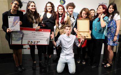 'Se puede combatir el hambre', un corto western almeriense premiado por Manos Unidas