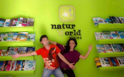 Viajes Natur World, agencia oficial AWFF