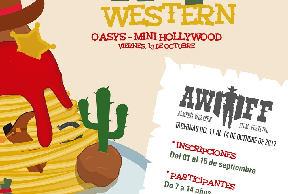 AWFF convoca el I Concurso Mini Chef Western