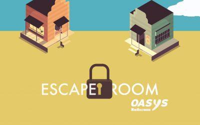 Atrévete a vivir una experiencia límite en las ESCAPE ROOMS de AWFF