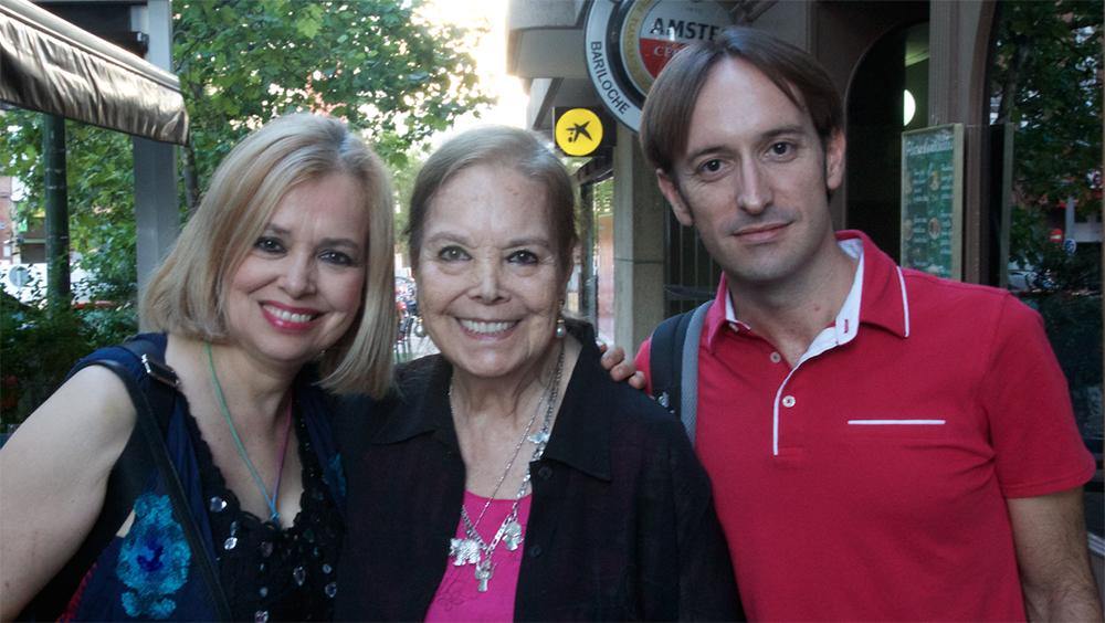 Almería Western Film Festival concede el premio ASFAAN a la actriz granadina Elisa Montés