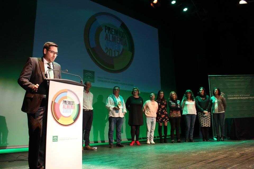 """Almería Western Film Festival, premio """"Promoción exterior"""" del Instituto Andaluz de la Juventud"""
