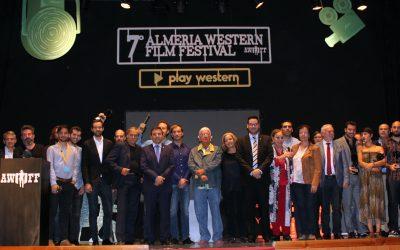 La VIII edición de Almería Western Film Festival se celebrará del 9 al 13 de octubre de 2018 en Tabernas