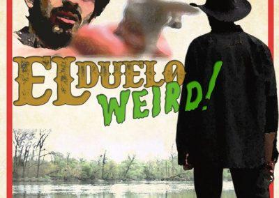 El duelo weird_Poster
