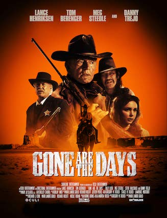 Gone are the days_Poster