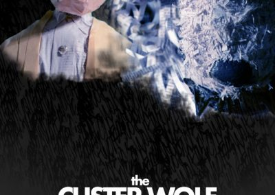 The custer wolf_Poster