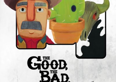The good, the bad and the cactus_Poster