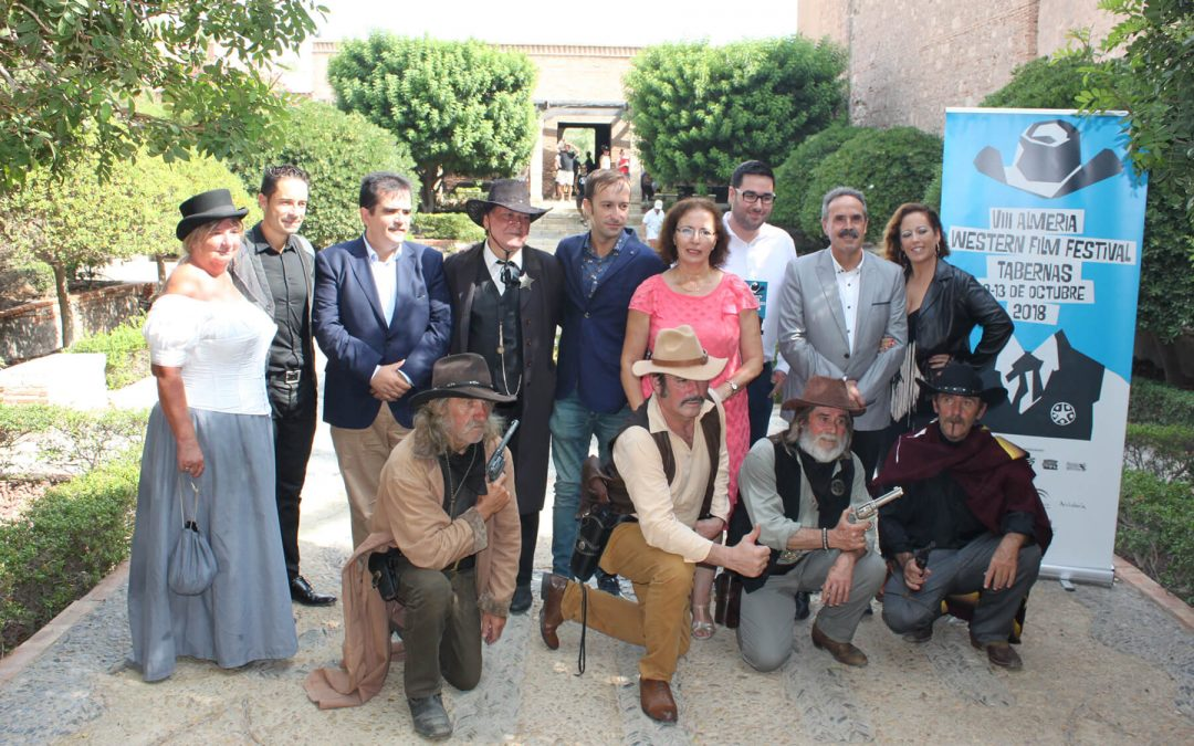 The Almeria Western Film Festival presents the content of its 8 th edition, from October 9th to the 13th in Tabernas