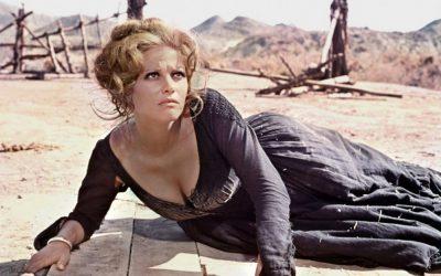 Claudia Cardinale, Premio 'Tabernas de Cine' en la octava edición de Almería Western Film Festival