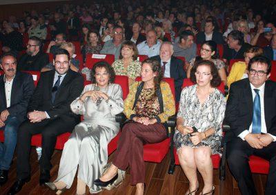 Claudia Cardinale gala clausura