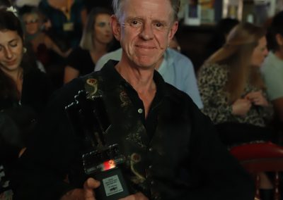Alex Cox, premio Tabernas de Cine de AWFF19