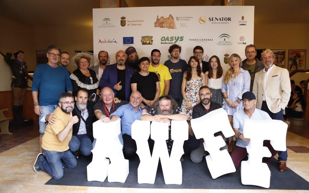 La cantera mundial del western se exhibe en el Festival de Cine de Tabernas