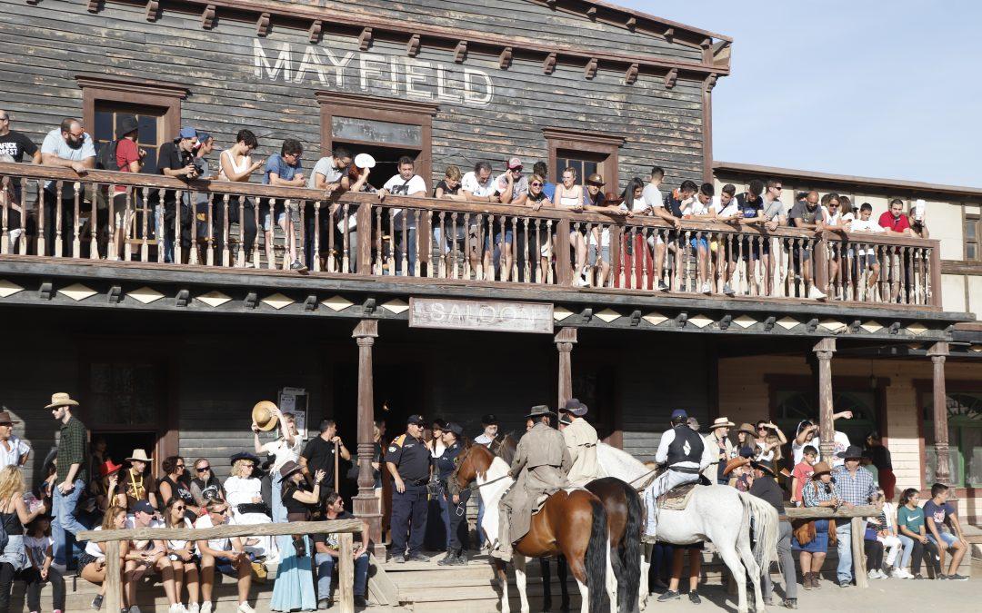 Día especial AWFF en Fort Bravo Texas Hollywood