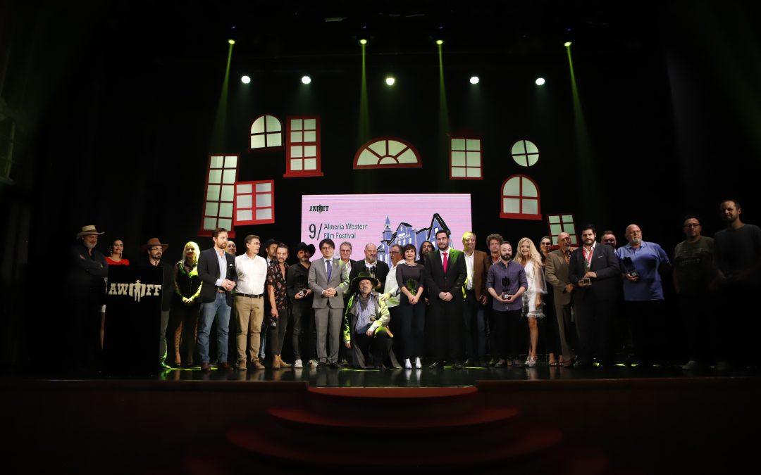 'Sordo' y 'The Sisters Brothers', triunfadores la novena edición de Almería Western Film Festival