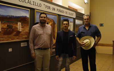 'Por un puñado de óleos' de José Luis Colalillo abre sus puertas en AWFF 2019
