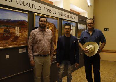 Inauguracion Exposicion Jose Luis Colalillo