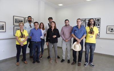 La Fundación Manuel Falces expone 'La linterna mágica' en Almería Western Film Festival