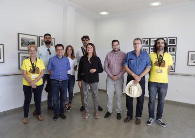 Inauguracion Exposicion Manuel Falces