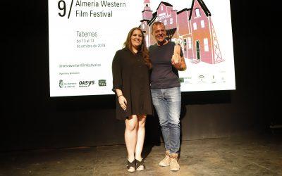 Joaquín 'Tate' Fernández, premio de la Asociación de Festivales Audiovisuales de Andalucía