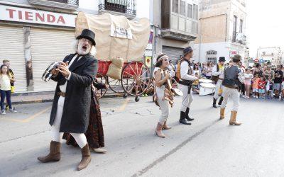 Disfruta del 'Oeste' en Tabernas con motivo de Almería Western Film Festival
