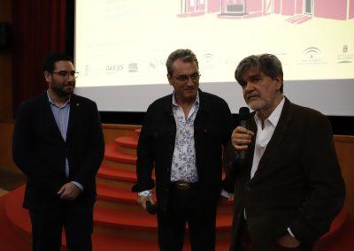 Presentacion The head of Gumercindo Saraiva AWFF19