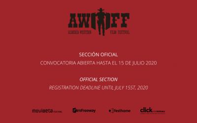 Almería Western Film Festival abre la inscripción para su 10ª edición, que tendrá lugar del 8 al 11 de octubre de 2020