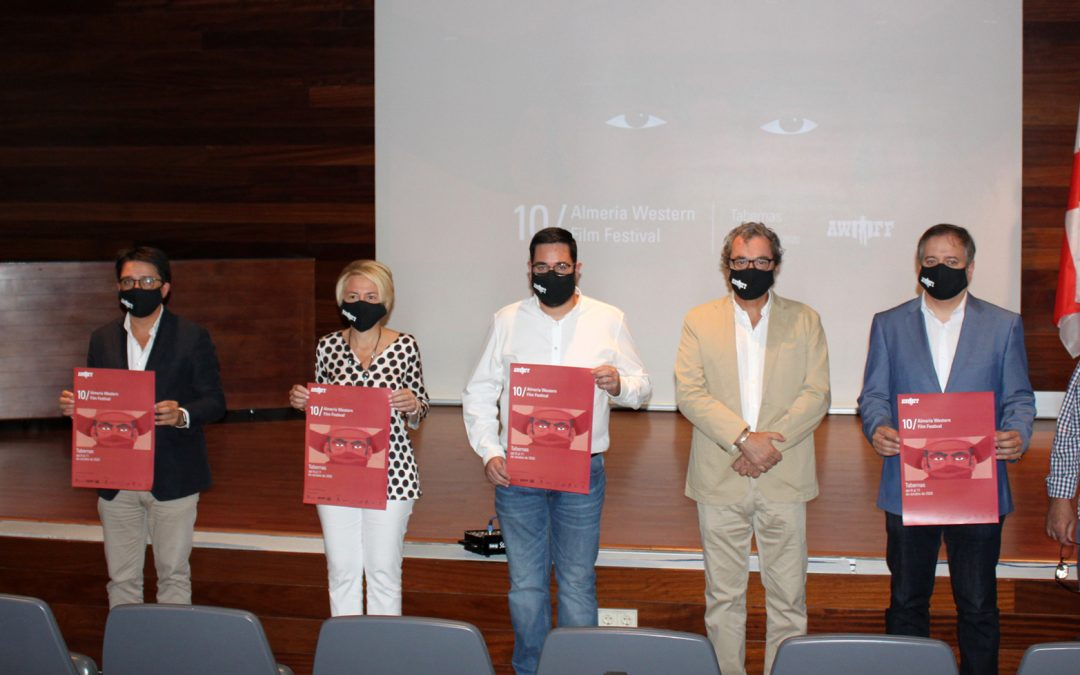 The Almeria Western Film Festival presents the contents of its 10th edition, from October 8th to the 11th, 2020