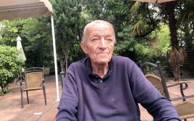 """Ángel del Pozo: """"Tabernas es mi segunda casa, forma parte de mi vida"""""""