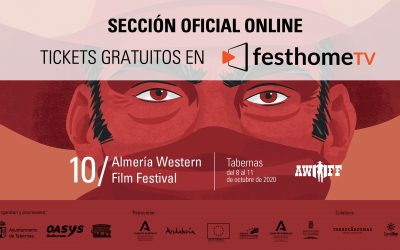 La Sección Oficial de Almería Western Film Festival abre sus puertas en Festhome TV