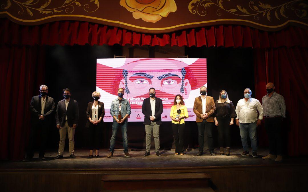 Comienza en Tabernas la 10ª edición de Almería Western Film Festival, con todas las medidas sanitarias y adaptada al formato virtual