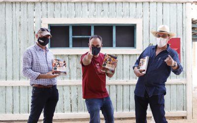 Presentación '¡Desenfunda, forastero!', grandes westerns olvidados en AWFF