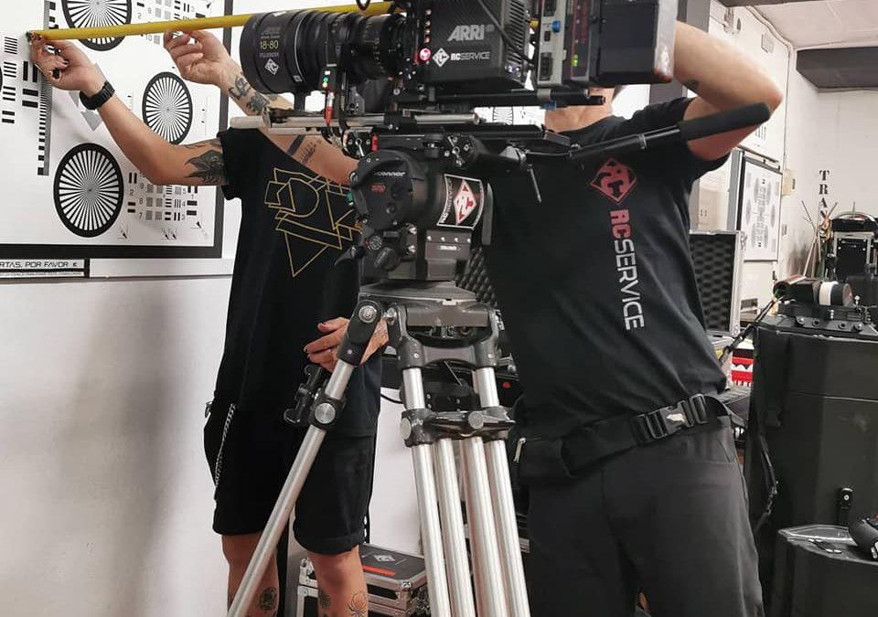 RC Service entregará el Premio a la Mejor Dirección de Fotografía en #AWFF21