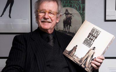 AWFF reconoce la labor del escritor Christopher Frayling con el premio Desierto de Tabernas