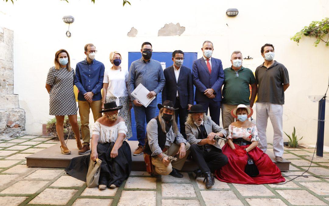 Almería Western Film Festival presenta los contenidos de su 11ª edición